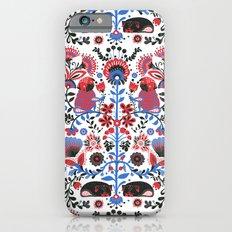 The Pug of Folk iPhone 6 Slim Case