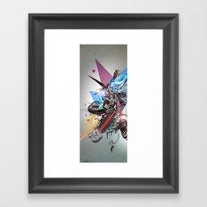1-2-4 Framed Art Print