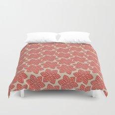 Bloom Pattern Duvet Cover