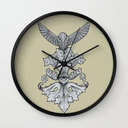 Feeder Wall Clock