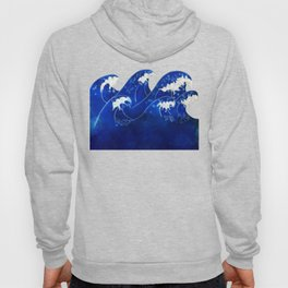 Waves with no sky Hoody