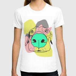 Retro Dog T-shirt