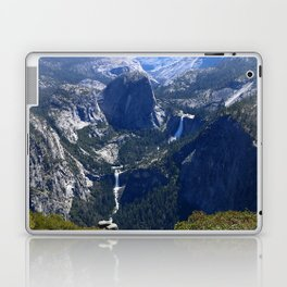 Vernal Falls And Nevada Falls Laptop & iPad Skin
