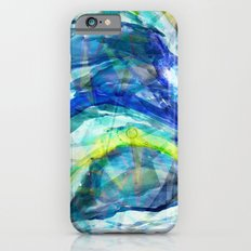 Geometric Wave iPhone 6s Slim Case