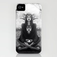 Meditate 2 iPhone (4, 4s) Slim Case