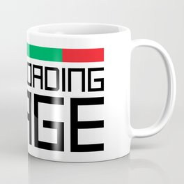 Downloading Image Coffee Mug