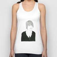sister Tank Tops featuring another sister by David Penela