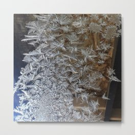 Ice 3 | Glace 3 Metal Print