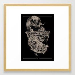 Sons of Loki Framed Art Print