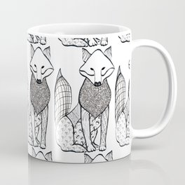 A Mother's Stare Coffee Mug