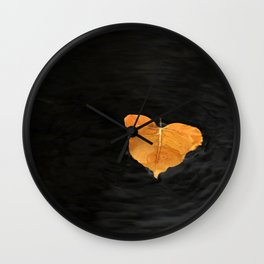 Ever So Gently Wall Clock