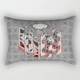Hellraiser Puzzlebox D Rectangular Pillow