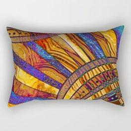 sun kissed Rectangular Pillow
