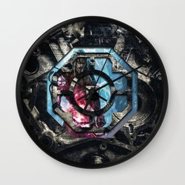Tezzeret the Metal Bender Wall Clock