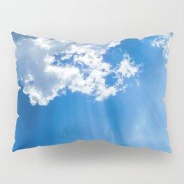 Silver lining cloud Pillow Sham