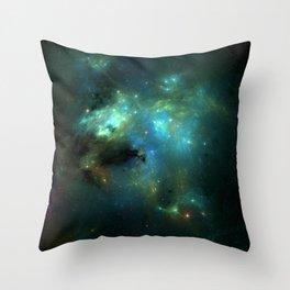 NGC 002836 Throw Pillow