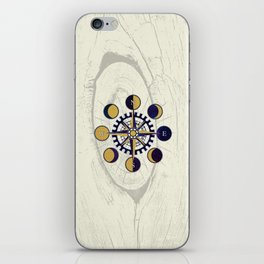 Solar Compass iPhone Skin