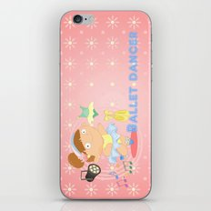 Ballet Dancer iPhone & iPod Skin