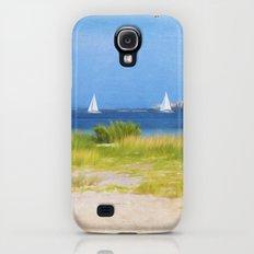 Sailing The Ocean Blue Slim Case Galaxy S4