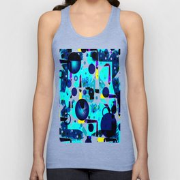 Time to Get Ready for the Royal Ball Unisex Tank Top