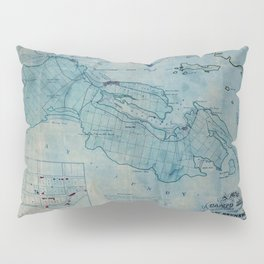 Campobello Island 1830 Pillow Sham
