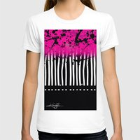 artsy T-shirts featuring Artsy Noise by Kathy Morton Stanion