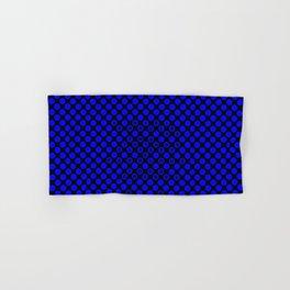 Polka / Dots & Quote Hand & Bath Towel