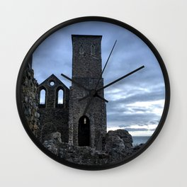 Reculver Towers Wall Clock