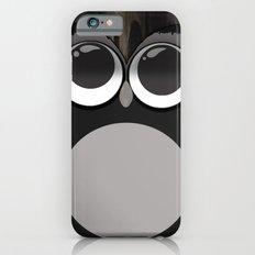 Gothic owl iPhone 6s Slim Case