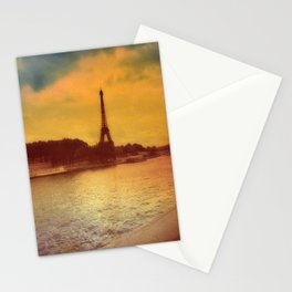 Paris from a Distance  Stationery Cards