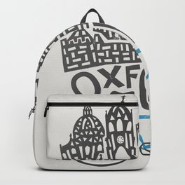 Oxford Cityscape Backpack