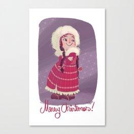Christmas! Canvas Print