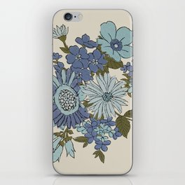 Dorchester Flower 3 iPhone Skin