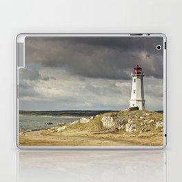 Louisbourg Lighthouse Laptop & iPad Skin