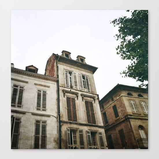 Bergerac Canvas Print
