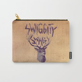 SWIGGITY SWAG I'M A STAG Carry-All Pouch