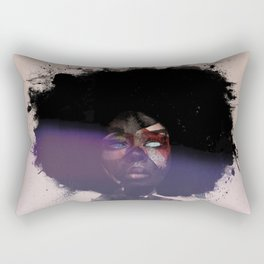 Afro Funk Rectangular Pillow