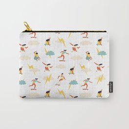 You go, girl pattern! Carry-All Pouch