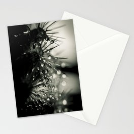 drops on thorns Stationery Cards