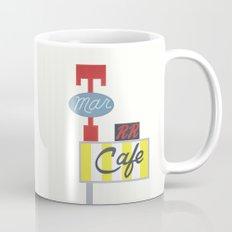 the Double R - Twin Peaks Mug