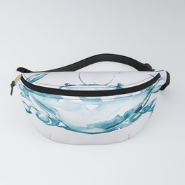 Blue Crab Fanny Pack