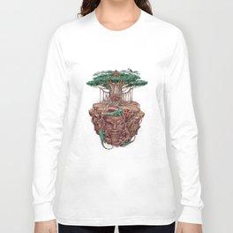 tree land Long Sleeve T-shirt