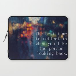 I Wrote This For You Quote Laptop Sleeve