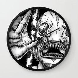 Deep One Wall Clock