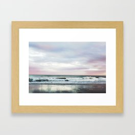 Surf Side in the South Framed Art Print