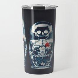 Nesting Doll X-Ray Travel Mug