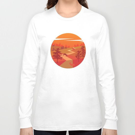 My Nature Collection No. 26 Long Sleeve T-shirt