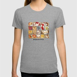 Feast of St. Pizza: Old Forge Edition T-shirt
