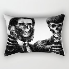 Pulp Fiction Rectangular Pillow