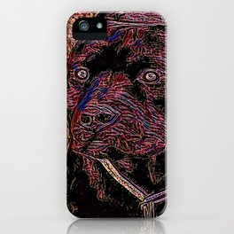 Pit Bull Models: Khan 02-05 iPhone Case